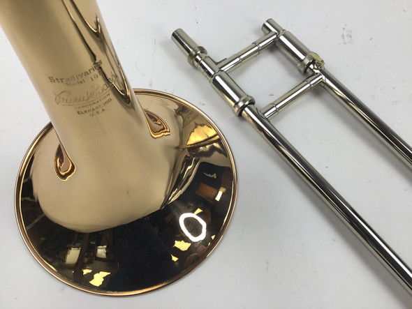 Used Bach LT16M/16G Bb Tenor Trombone (SN: 39721)