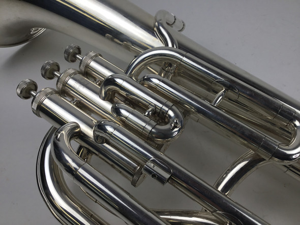 Used Yamaha YBH-301S Bb Baritone (SN: 101987)