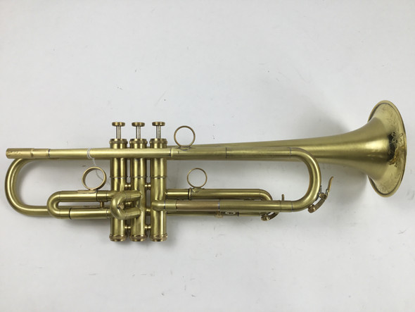 Used Lawler C7 Bb Trumpet (SN: 0928)