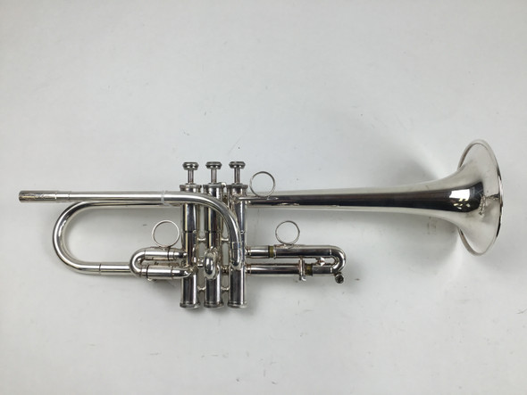 Used Blackburn Eb Only Trumpet (SN: 067)
