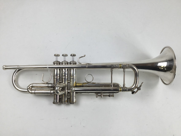 Used Bach 37 Bb Trumpet (SN: 317064)