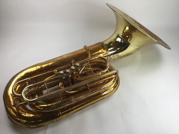 Used King 2341-BF BBb tuba (SN: 677102)