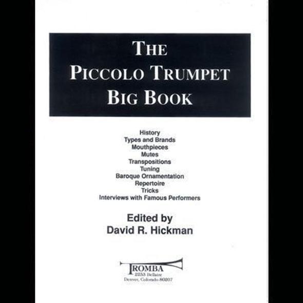 The Piccolo Trumpet Big Book ( Hickman )