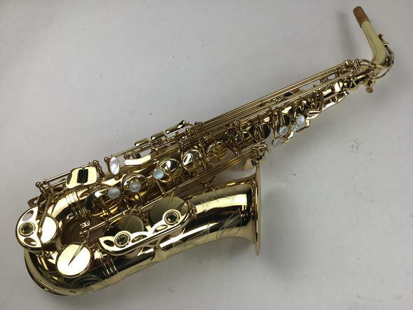 Used Selmer Super Action 80 Series II Alto Saxophone (SN: N.447849)