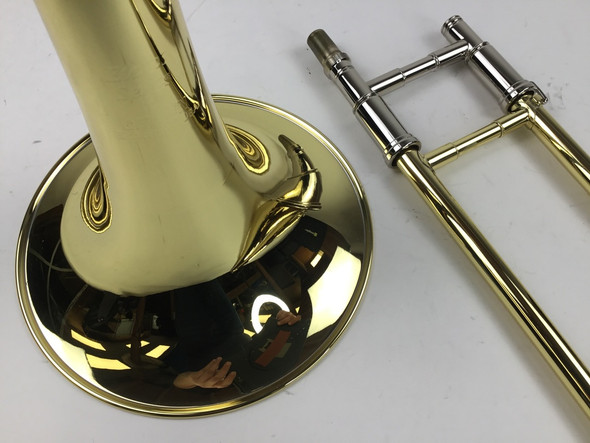 Used Getzen Eterna 1050 Bb Tenor Trombone (SN: 1381)