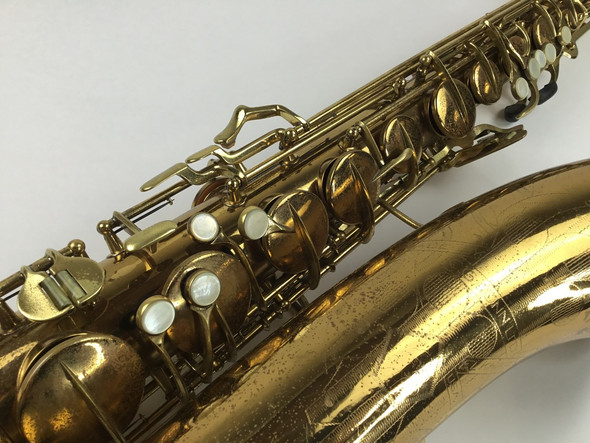 Used Conn 10M Tenor Saxophone (SN: 297758)