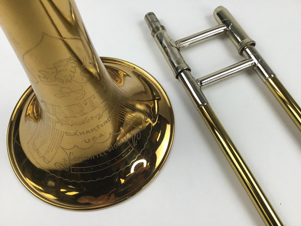 Used Martin Committee Handcraft Bb Tenor Trombone (SN: 133330)