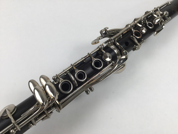 Used Buffet R13 (nickel keys)  A Clarinet (SN: 288186)