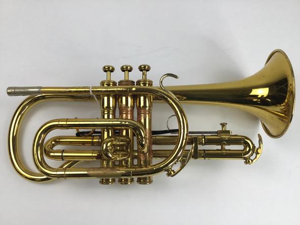 Used King 604 Bb Cornet (SN: 39290658)