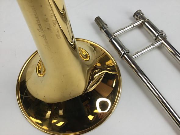 Used Edwards Bb Tenor Trombone (SN: H9513)