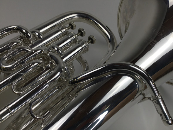 Used Besson BE967 Bb Euphonium (SN: 876835)