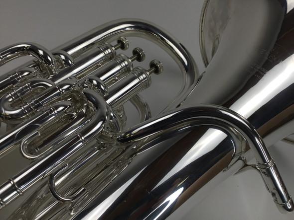 Used Besson BE967 Bb Euphonium (SN: 876835)