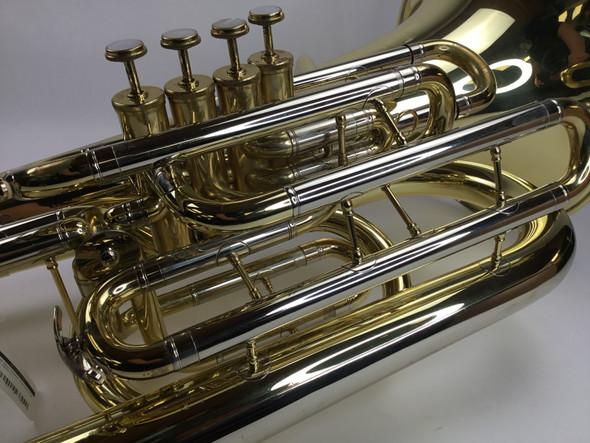 Used Meinl Weston 2141 Eb tuba (SN: 006971)
