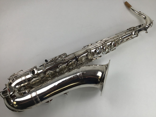 "Used Selmer ""Cigar Cutter/Super Sax"" Bb Tenor Saxophone (SN: 16790)"