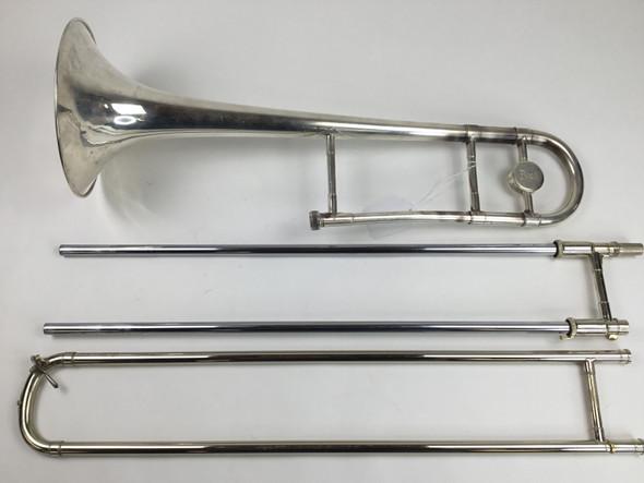 Used Bach 42/LT50 Handslide Bb Tenor Trombone (SN: 88679)