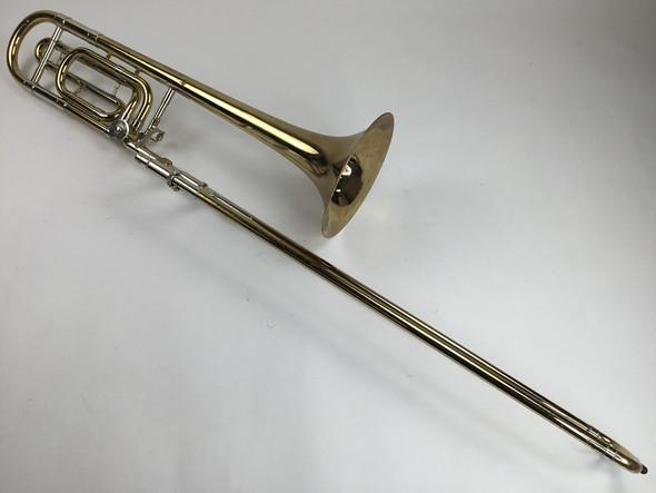 Used Bach 36B Bb/F Tenor Trombone (SN: 98330)