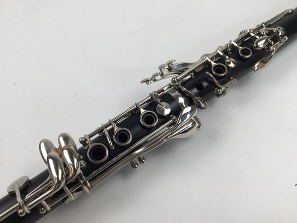 Used Backun Alpha Bb Clarinet (SN: 1302018)