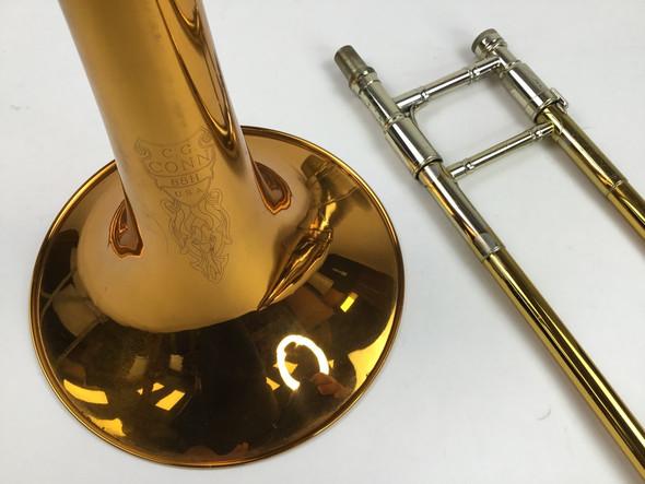 Used Conn 88HCL Bb/F Tenor Trombone (SN: 715936)