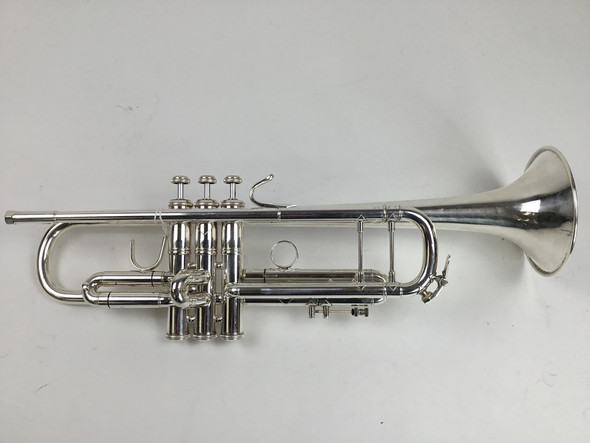 Used Bach 37 Bb Trumpet (SN: 684748)
