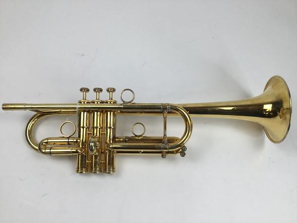 Used Blackburn C Trumpet (SN: 276)