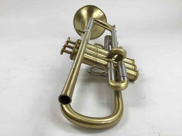 Used Kanstul 1600 Bb Trumpet (SN: 31292)
