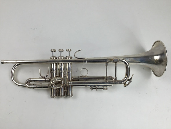 Used Bach 37 Bb Trumpet (SN: 597536)