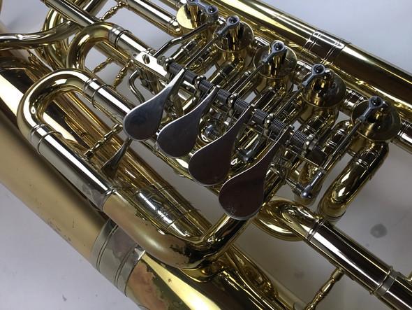 Used Meinl Weston 45S F tuba (SN: 004625)