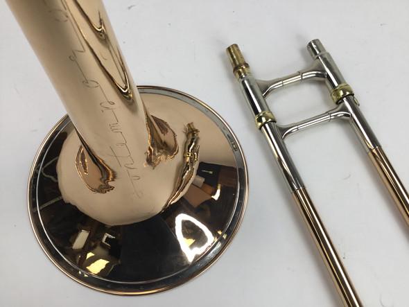 "Used Reynolds ""Contempora"" Bb Tenor Trombone (SN: 43104)"