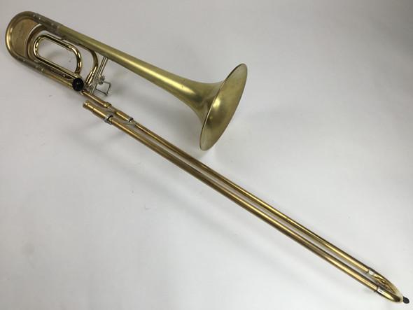 Used Courtois 410GM Bb/F Tenor Trombone (SN:  3017)