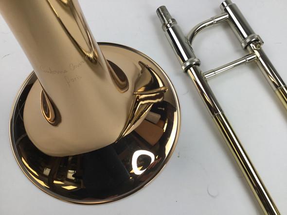 Used Courtois AC402T Bb Tenor Trombone (SN: 43969)