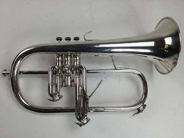 Used Bach 183 Bb Flugelhorn (SN: 375330)