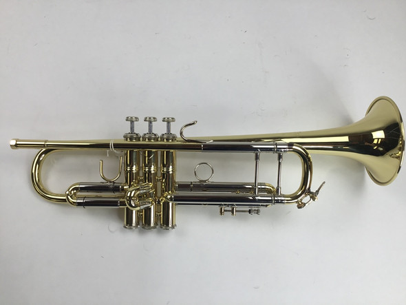 Used Bach 37 Bb Trumpet (SN: 190399)