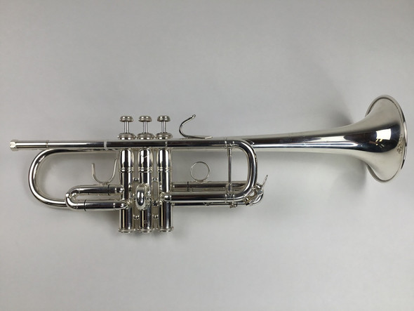 Used Bach 229/25A C Trumpet (SN: 592911)