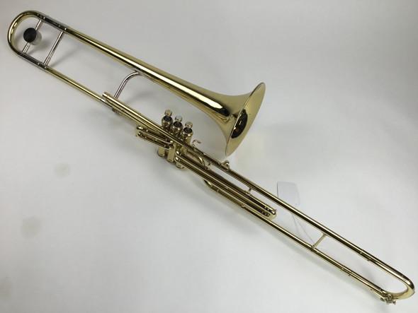 "Used King ""Liberty"" 2B Bb Valve Trombone (SN: 402470)"