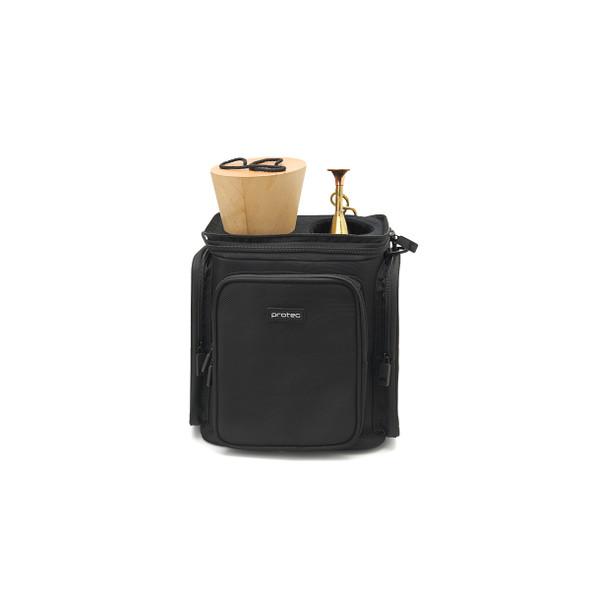 ProTec French Horn Double Mute Bag, Modular Wall & Mute HolderFrench Horn Double Mute Bag, Modular Wall & Mute Holder