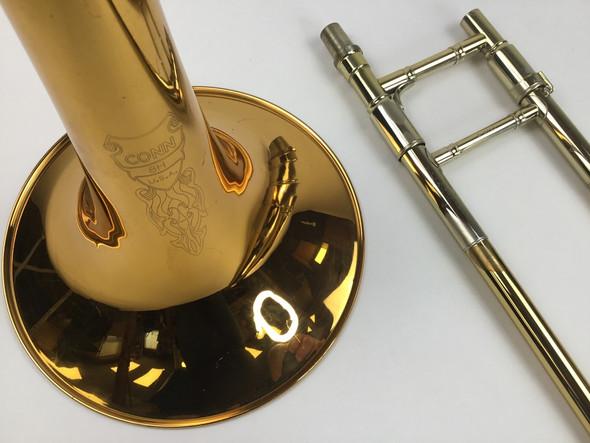 Used Conn 8H Bb Tenor Trombone (SN: 664630)