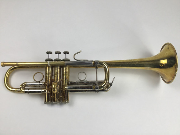 Used Bach 229/25H C Trumpet (SN: 451082)