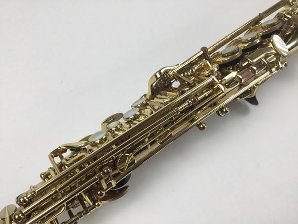Used Selmer Super Action 80 Series II Soprano Sax (SN: N.422553)