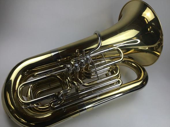 Used Dillon DBB-12915 BBb tuba (SN: 02401)
