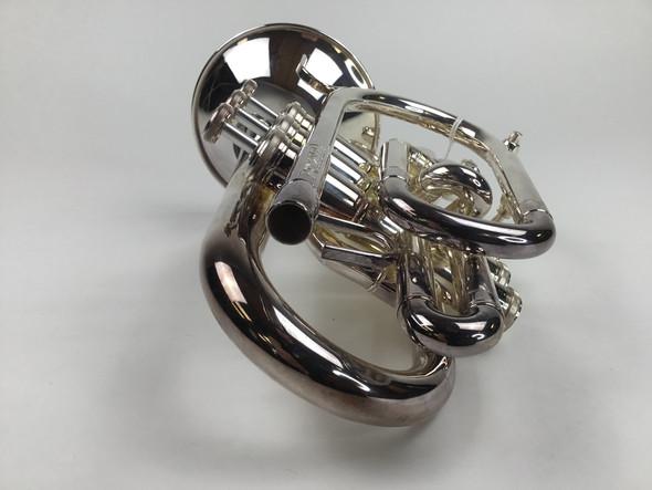 Used Stomvi Forte Bb Pocket Trumpet (SN: 35779)