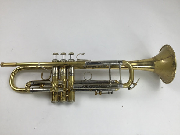 Used Bach 37 Bb Trumpet (SN: 32274)