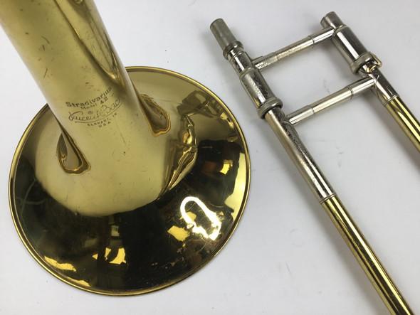 Used Bach 42B Bb/F Tenor Trombone (SN: 82505)