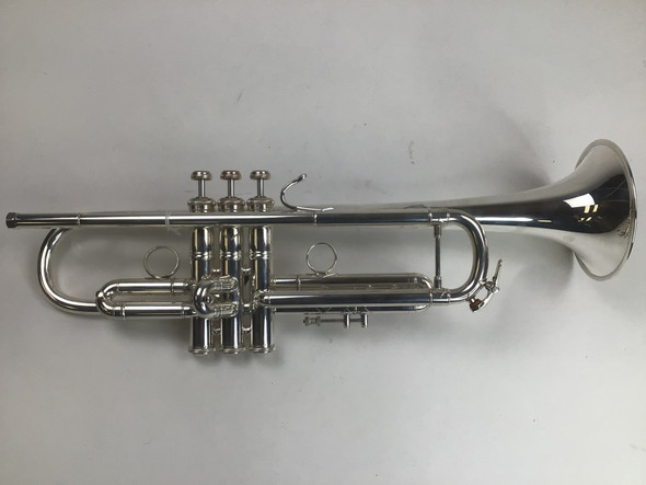 Used Bach LT180S77 Bb Trumpet (SN: 674184)