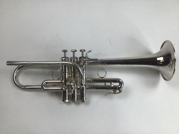 Used Schilke E3L Eb/D Trumpet (SN: 47871)