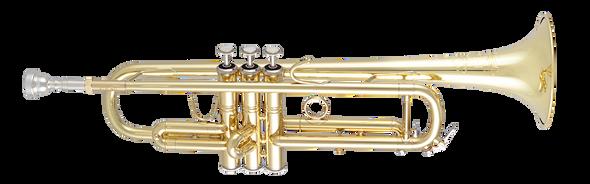 Bach Step-Up Model BTR411 Bb Trumpet