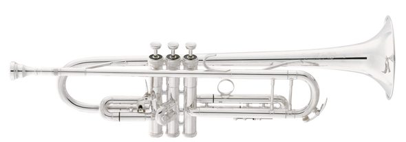 "King Model 2055T ""Silver Flair"" Bb Trumpet"
