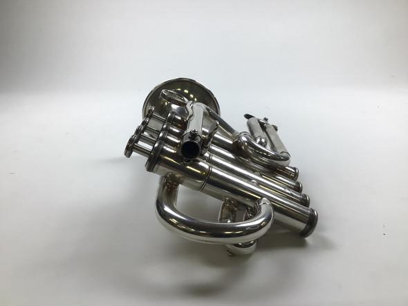 Used Yamaha YTR-6810S Bb/A Piccolo Trumpet (SN: 401041)