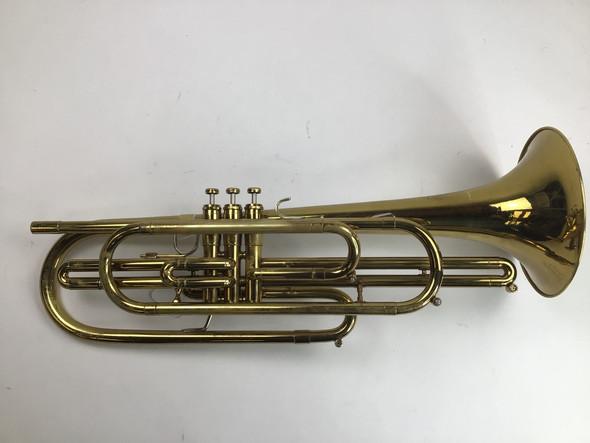 Used Getzen Eterna Bb Bass Trumpet (SN: KN1689)