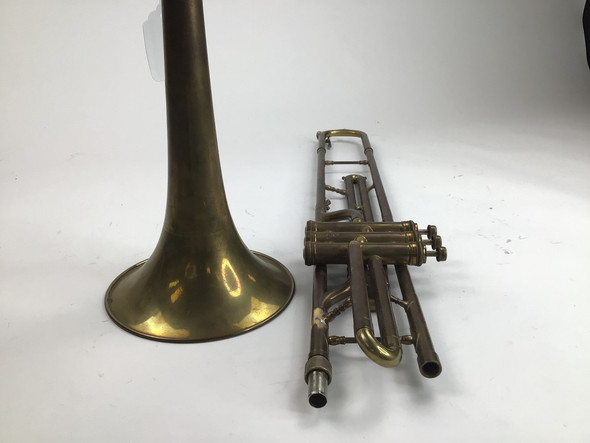 "Used King ""Liberty"" Bb Valve Trombone (SN: 304103)"