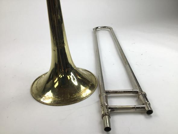 Used Bach LT42B Bb/F Tenor Trombone (SN: 12721)